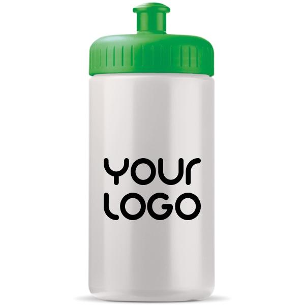 Bottiglia borraccia hardy da 650 ml in plastica AS senza BPA